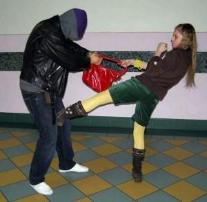 samoobrona dla kobiet