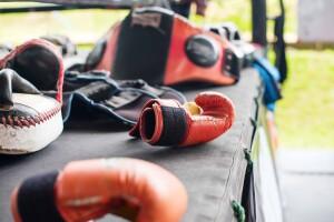 samoobrona - trening personalny